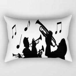 Jazz it Up Rectangular Pillow