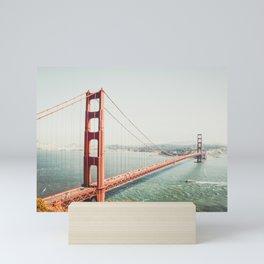 Golden Gate Bridge Mini Art Print