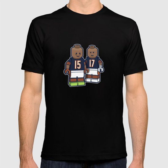 Bears Bricked: Brandon Marshall & Alshon Jeffery T-shirt