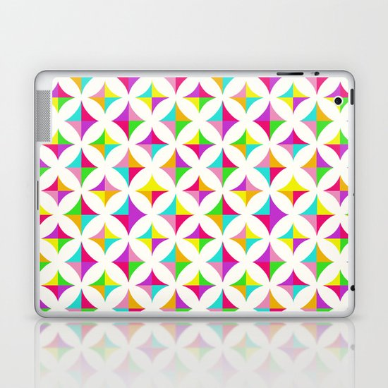 Colour Block 2 Laptop & iPad Skin