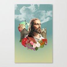 Collection Saints - The Messenger Canvas Print