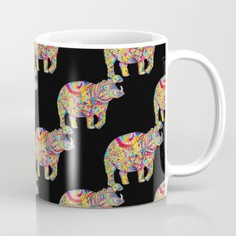 Hippo: Spirit of Confidence Coffee Mug