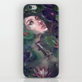 Spirit of the Lake iPhone Skin