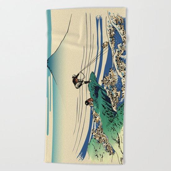 Rescue Beach Towel