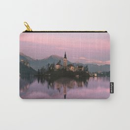 Bled, Slovenia Carry-All Pouch