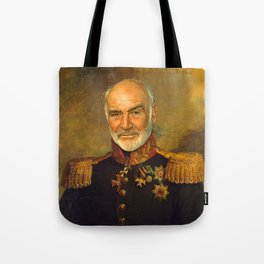 Sir Sean Connery - replaceface Tote Bag
