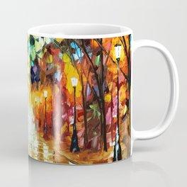 Romantic Starry Night Coffee Mug