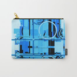 Abstract Composition 613 Carry-All Pouch