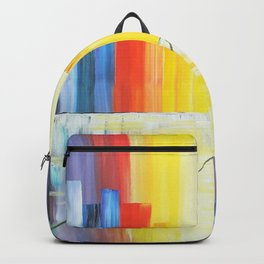Colourful with sense Backpack