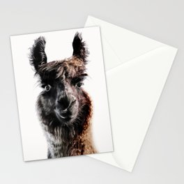 FLUFFY LAMA Stationery Cards