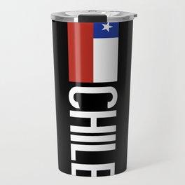Chile: Chilean Flag & Chile Travel Mug