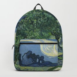 The Olive Trees Backpack