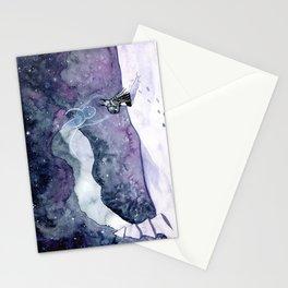 Siberian Night Stationery Cards