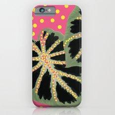 Dotty Pink iPhone 6s Slim Case