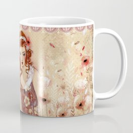 Flower Island Coffee Mug