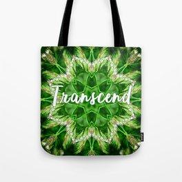 Mandala of the Month: Transcend Tote Bag