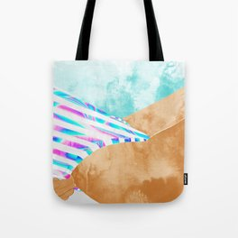 Freestyle #painting #illustration Tote Bag