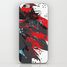 Adventures in an Amorphous Landscape iPhone Skin