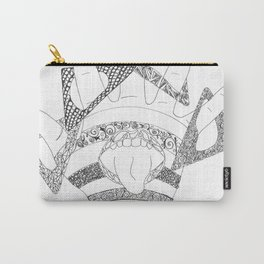 Crazy Hand Carry-All Pouch