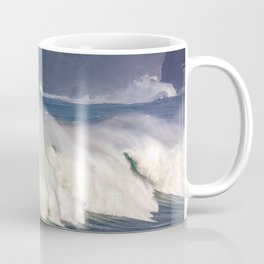 Rainbow in the Mist Coffee Mug