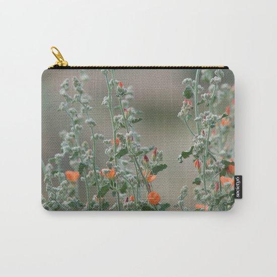Desert Wildflower - 2 Carry-All Pouch