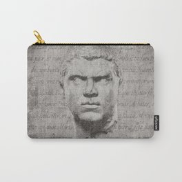 ANCIENT / Head of Caracalla Carry-All Pouch