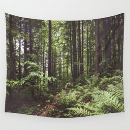 Woodland - Landscape and Nature Photography Wall Tapestry