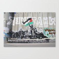 Bethlehem, Palestine Canvas Print