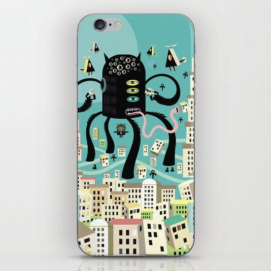 Gobeleur iPhone & iPod Skin