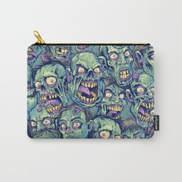Zombie Repeatable Pattern Carry-All Pouch