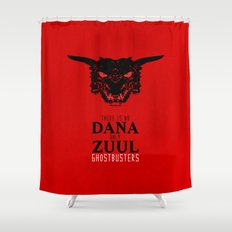 Zuul Shower Curtain