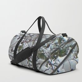 Snow Wishes Duffle Bag