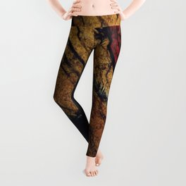 Epidote and Quartz Leggings