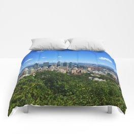 montreal • photography Comforters