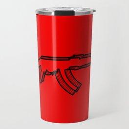 AK. OK. Travel Mug