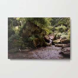 Clifty Falls State Park Metal Print
