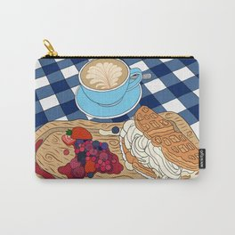 Best Waffles in Town Carry-All Pouch