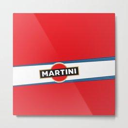 Martini Racing Alfa Romeo 155 DTM Metal Print