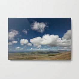 Clouds over Kerry | Ireland Metal Print