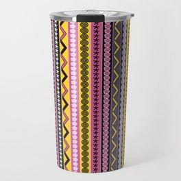 Fancy stripes Travel Mug