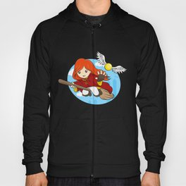 HP - Snitch Catcher - Ginger girl Hoody
