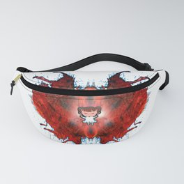 Cute and Deadly Fanny Pack