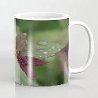 plant Mugs featuring Plant by Kim Hawley