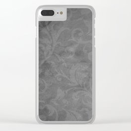 Winds in Overcast Clear iPhone Case