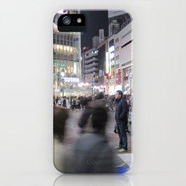 Shinjuku Crossing iPhone Case
