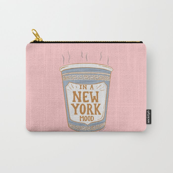 NEW YORK MOOD Carry-All Pouch