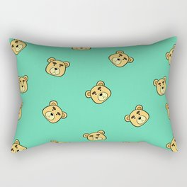 Otabear Pattern 1 Rectangular Pillow