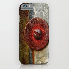 Rusted Washer Slim Case iPhone 6s