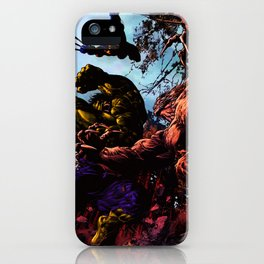 defend the right iPhone Case