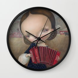 Love song Wall Clock